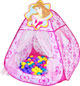 甜蜜公主帳篷